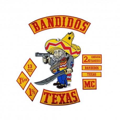 Ecusson Bandidos