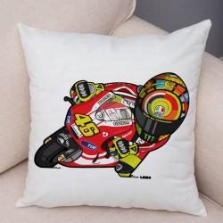 Housse de coussin Valentino Rossi 46