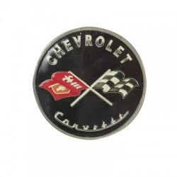 Plaque métallique CHEVROLET CORVETTE
