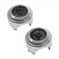 Cadran Horloge et Température